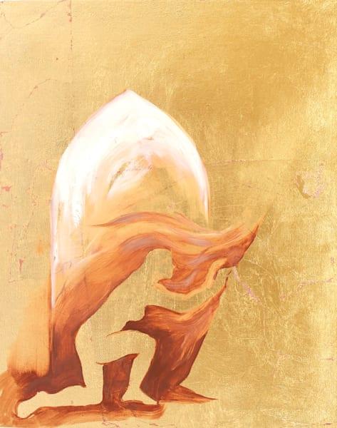 """""""Reverse Midas"""" Painting"""