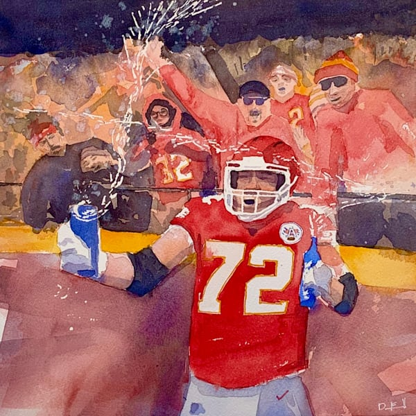 watercolor, chiefs, eric-fisher