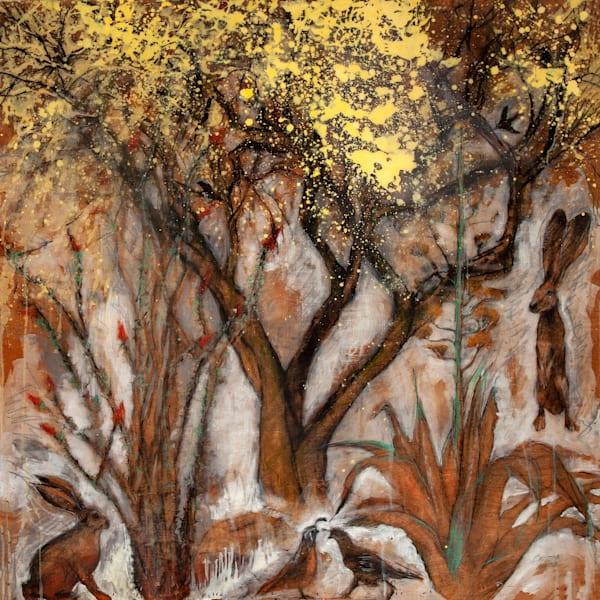 Palo Verde Spring Original Painting