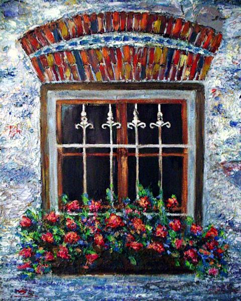 MPhillip-Window-Flowers-Red-Brick