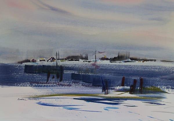 Skagit Bay Winter