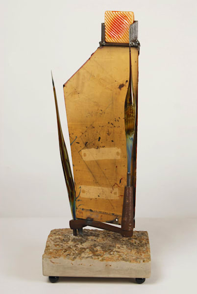 Chaos #6, Blowing In The Wind | Ed Pennebaker, Red Fern Glass