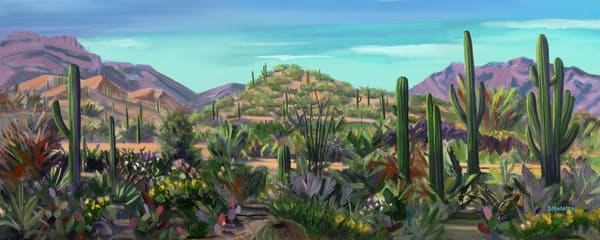 Panoramas & Triptychs | Southwest Art in Tucson, AZ