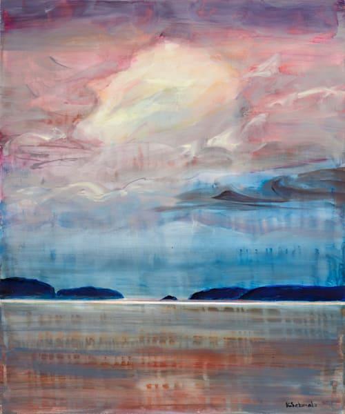 Island Sunrise #1 | kathleenschmalzartist