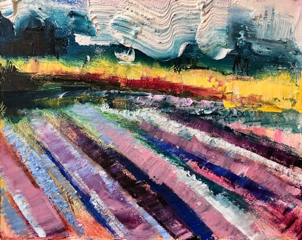 8 cold wax Painting Classes - Encaustic Wax Painting, Oil painting, Cold Wax or Plein Air Workshops WORKSHOPS and CLASSES by Monique Sarkessian, Wayne.