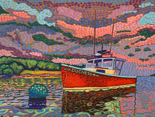 duchess, lobster, lobster boat, maine, landscapes