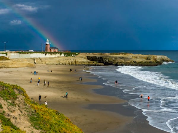 Santa Cruz Rainbow Photography Art | FocusPro Services, Inc.