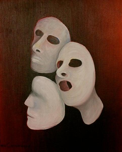 Masks Art   Casamayor Art