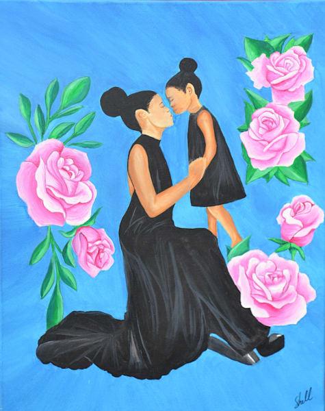 Roses Roses Everywhere #2 Art   InspiringLee