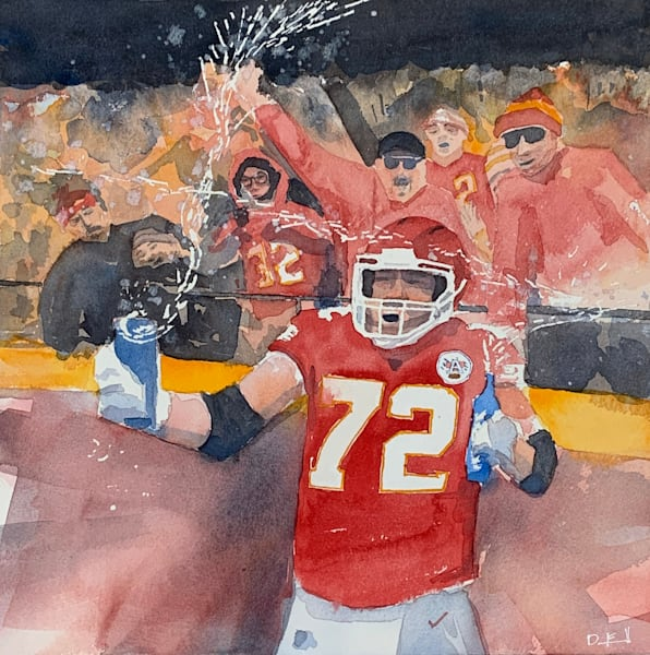 Chiefs Immortal Moment | LIMITED EDITION : 01-50