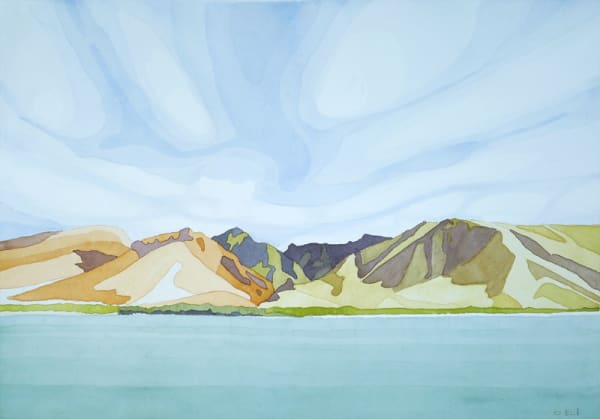 Helu Valley | Limited Edition : 01 10 Art | the | danfinnell | studio