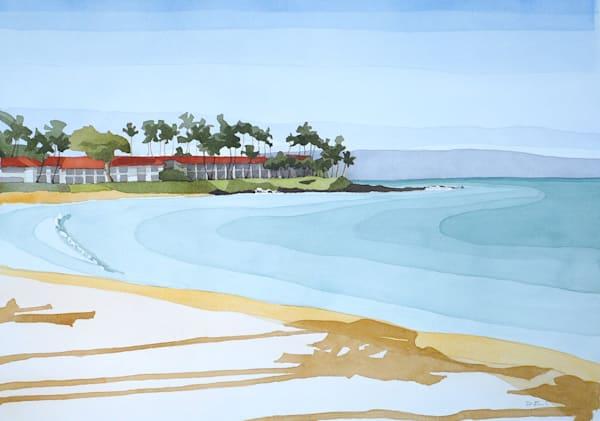 Napili Bay | Limited Edition : 01 10 Art | the | danfinnell | studio