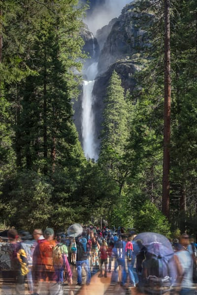 Human/Nature Three   Yosemite National Park 2018