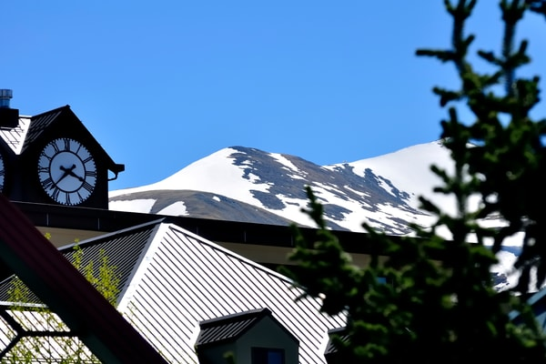 Breckenridge Clock