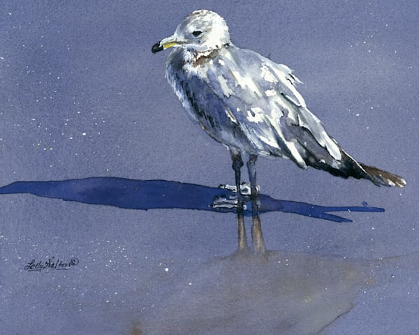 Scruffy, From an Original Watercolor Painting