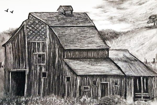 CPerkins-Old Barn