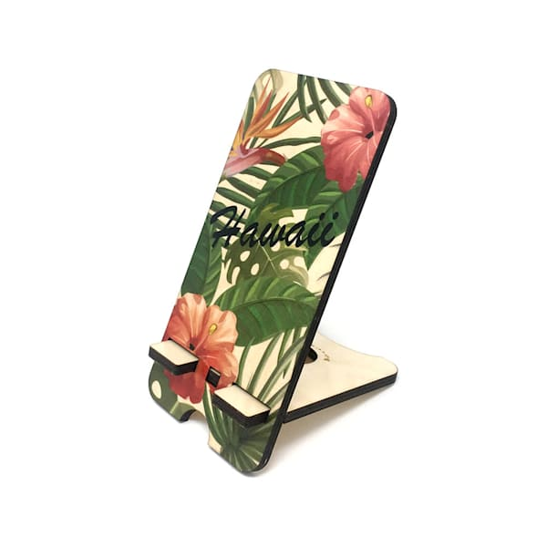 Vintage Floral Hi Phone Stand | Pictures Plus