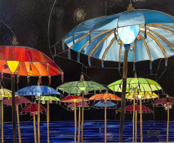 """Bali Nights"" Art   artloversgallery"
