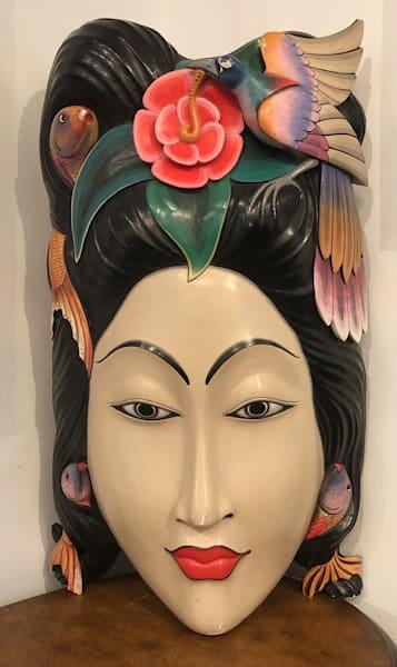 Oriental Mask Art | artloversgallery