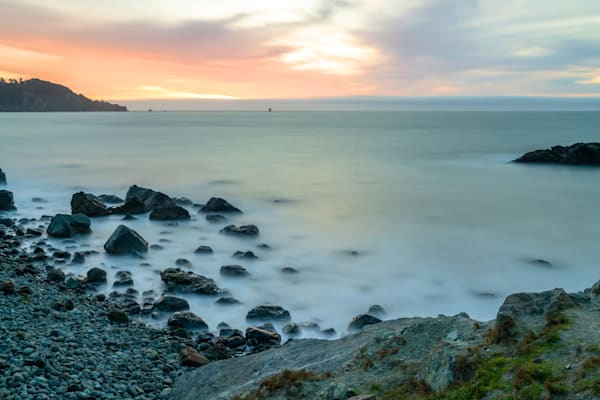 Sunset in San Francisco - Scenic Wall Art   William Drew Photography