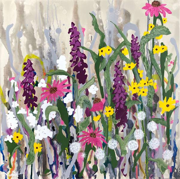 [Sold] In The Weeds Art | Dee Aurandt Studios