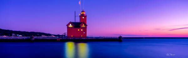Big Red Light House, Lake MI, Holland, MI