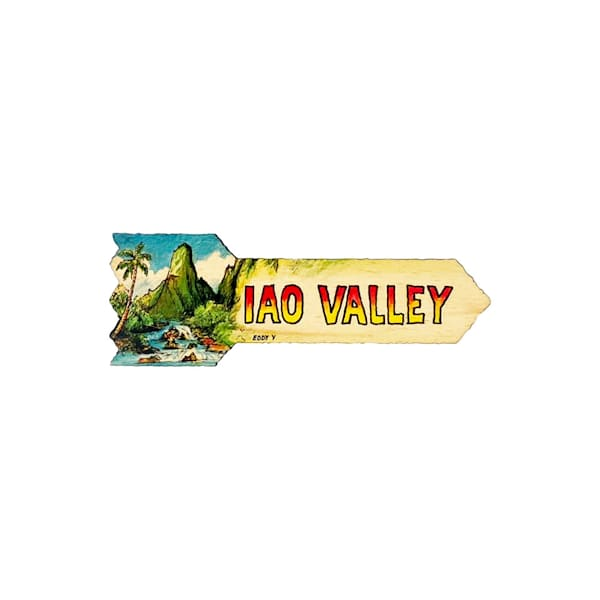 Iao Valley Magnet