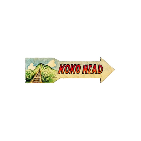 Koko Head Magnet