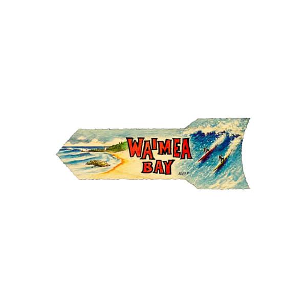 Waimea Bay Magnet