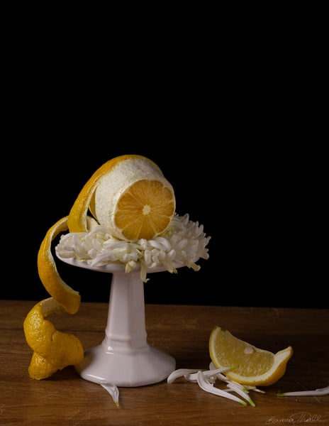 Lemon with Ruff