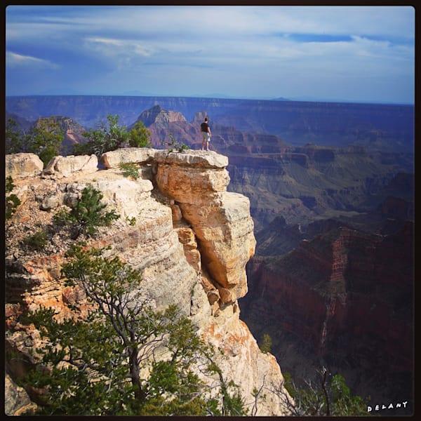 Grand Canyon Vista Guy Instagram