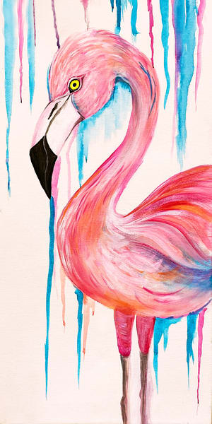 J Rosenburg   Flamingo  Art | Branson West Art Gallery - Mary Phillip