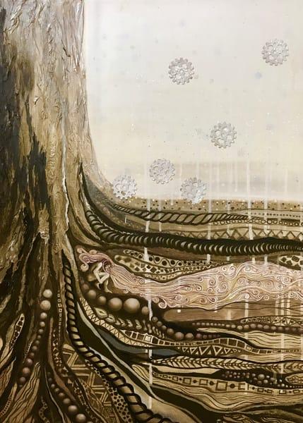 Mother Winter Art | Cindy Bettinger
