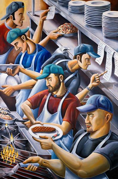 Restaurant-Cooks-painting-art-addisons