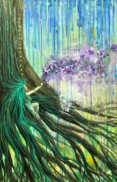 Mother Spring Art | Cindy Bettinger