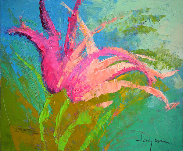 Embrace Joy Art | Dorothy Fagan Joy's Garden