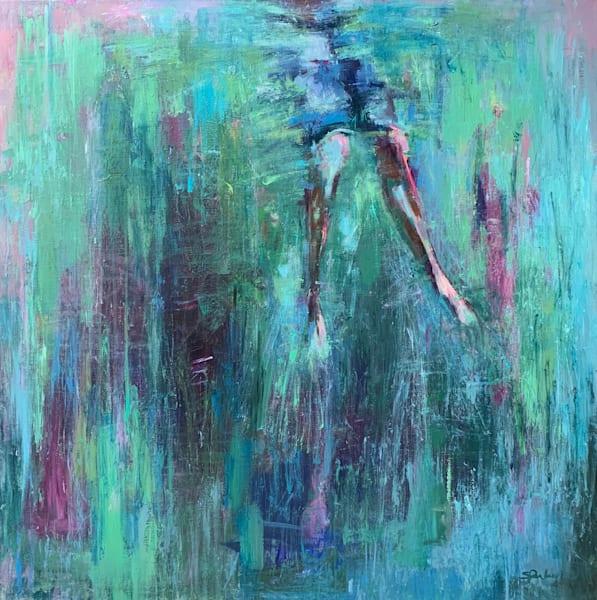 Take The Plunge Iii Art | Atelier Steph Fonteyn