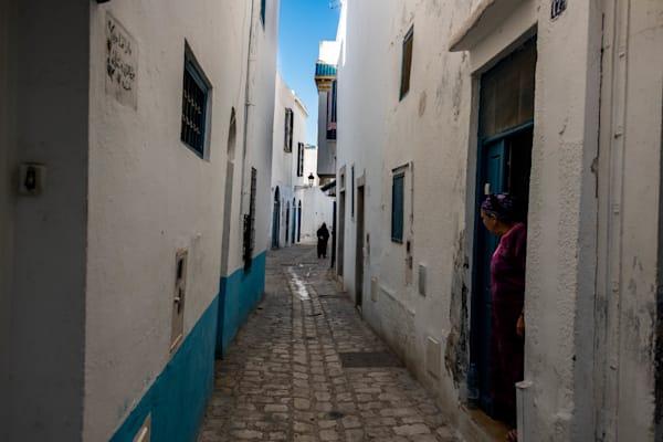 A moment of Medina life