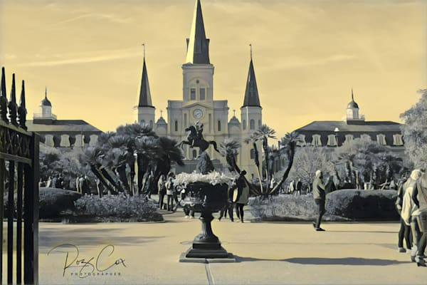 St Louis Cathedral Jackson Square 2