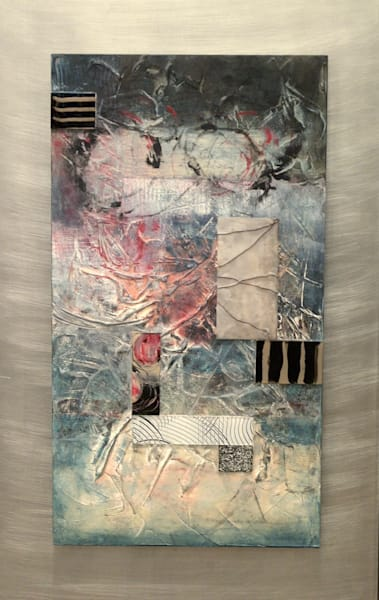 Circus 1  (Original) Art | Laurie Fields Studio