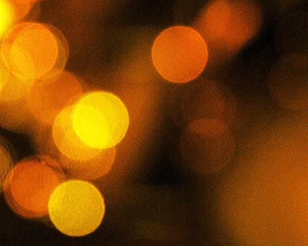 Car Headlights #1 Photography Art | David Louis Klein