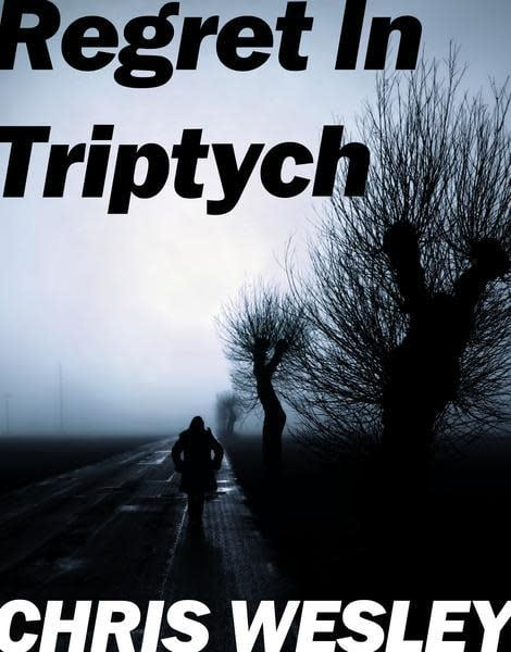 Regret in Triptych Limited Edition Paperback