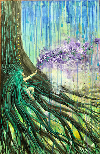 Mother Spring Art | Cindy Bettinger