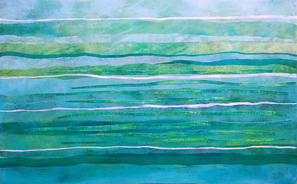 Currents - Abstract Painting | Cynthia Coldren Fine Art
