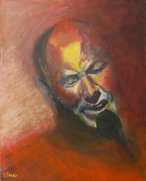Soulful Singer Art | Limor Dekel Fine Art