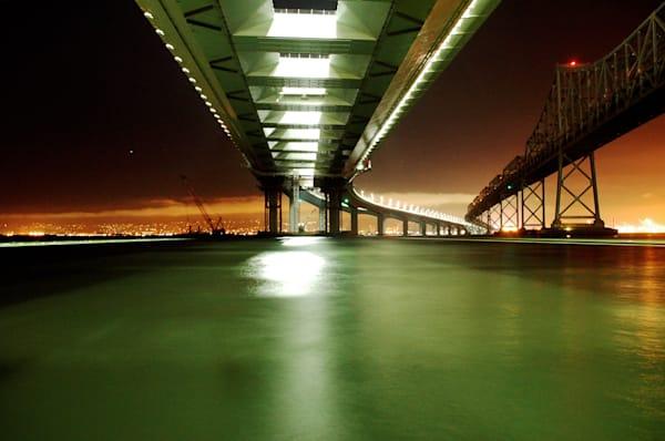 Under The Bridge Photography Art | David Louis Klein