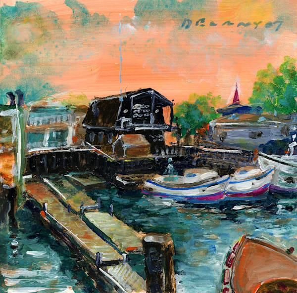 Old Port Marine Art
