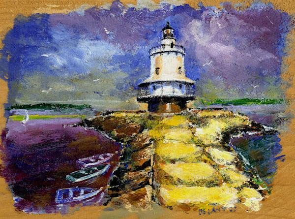 Spring Point Ledge Light