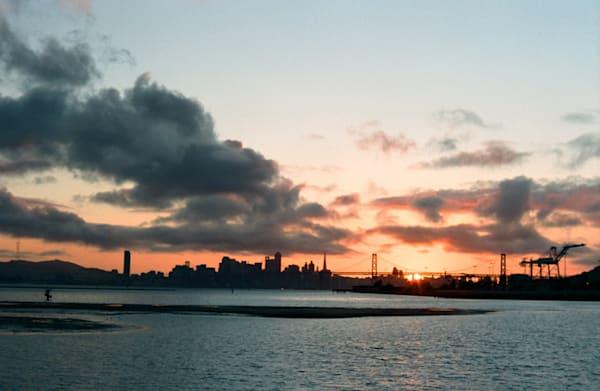 San Francisco Sunset Photography Art | David Louis Klein