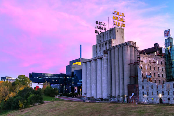 Gold Medal Cotton Candy - Minneapolis City Photos | William Drew Photography